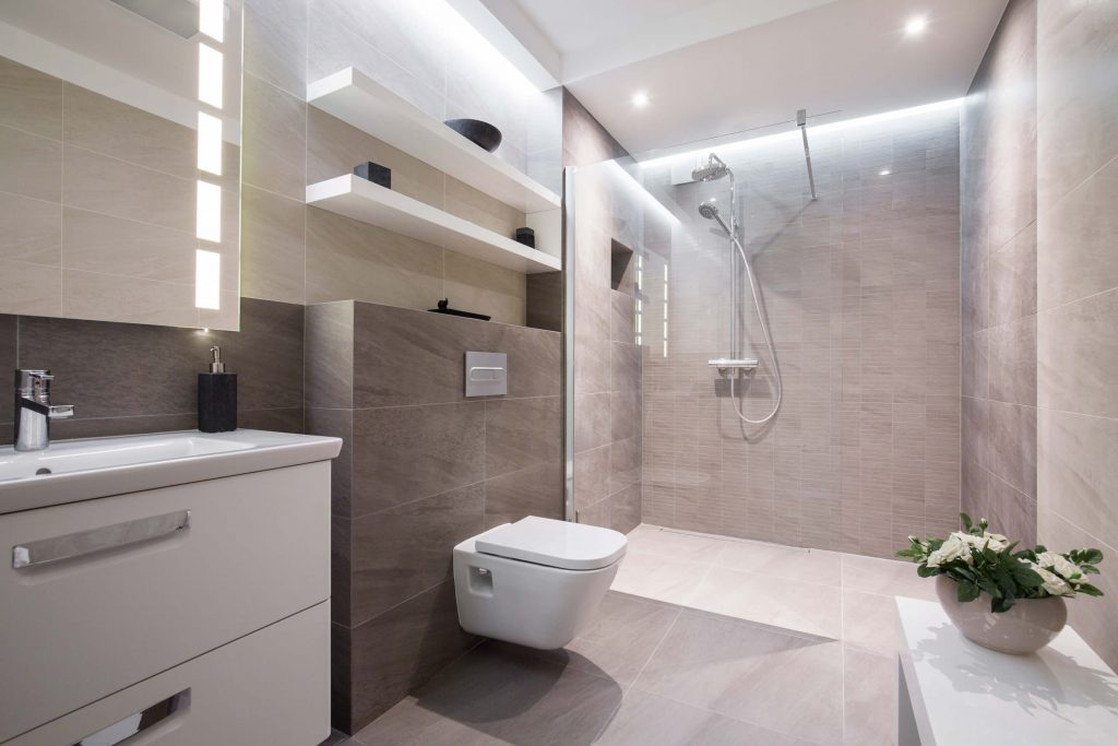 Wet Room design in Cornwall