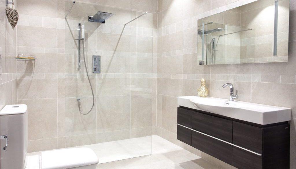 Wet Room ShowroomDONTUSE