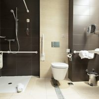 shower room fitters and disabled bathroom