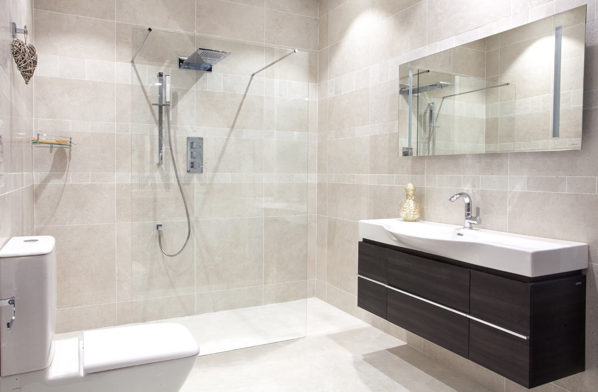 Wet room installation and fitters