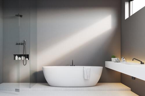quality waterproof bathroom installation